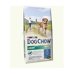 Dog Chow Light Pavo 14 kg