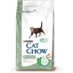 Cat Chow Sterilized 1.5 kg
