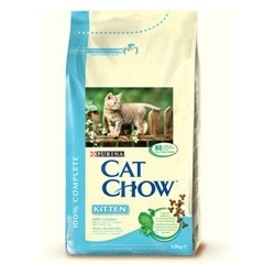 Cat Chow Kitten Pollo 1.5 kg