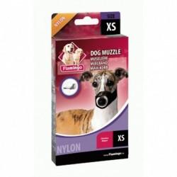 Flamingo Dog Muzzle Nylon T XS